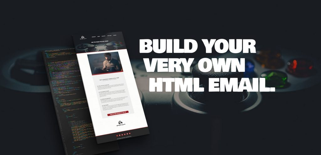Create Simple HTML Email From Scratch Ox Media And Design - Build an html email template from scratch
